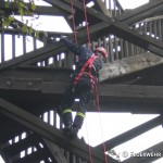 Hoehenrettung Schnupperklettern 2009-07