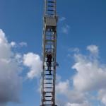 Hoehenrettung Schnupperklettern 2009-09