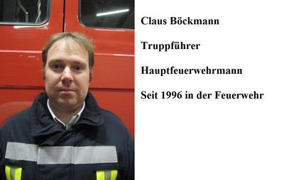 Boeckmann, Claus