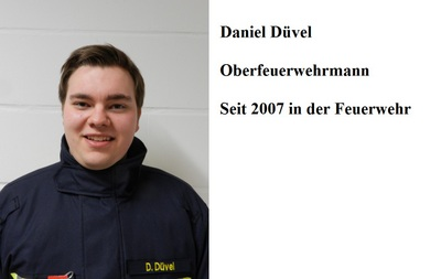 Duevel, Daniel.