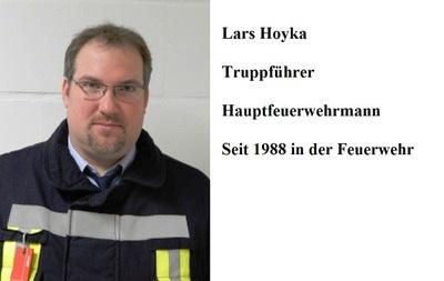 Hoyka, Lars.