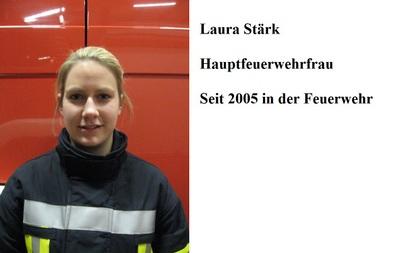 Stärk, Laura.