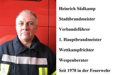Suedkamp, Heiner