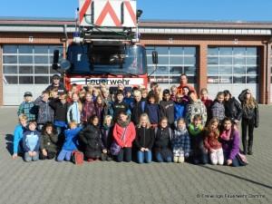 Besuch Grundschule Damme 01.10.13