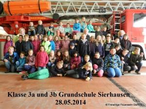Grundschule Sierhausen 28.05.2014